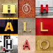 Hallo Krabbels voor Hyves en Facebook