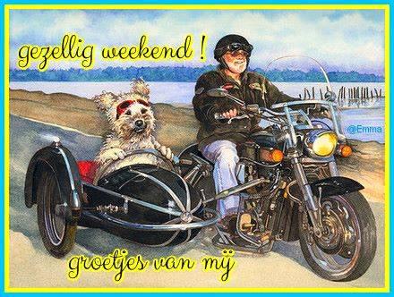 Gezellig weekend!