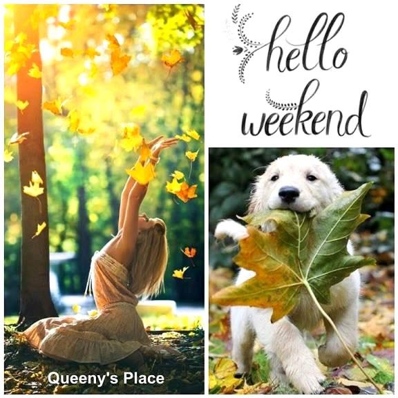 Hello weekend Plaatjes
