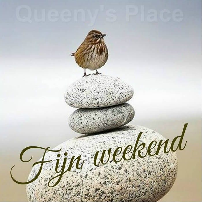 Fijn weekend Plaatjes
