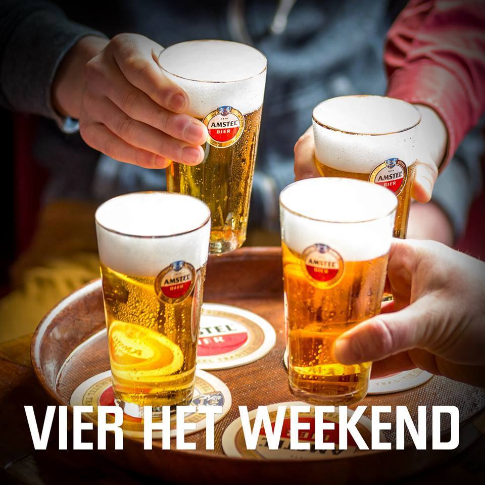 Vier Het Weekend Plaatjes