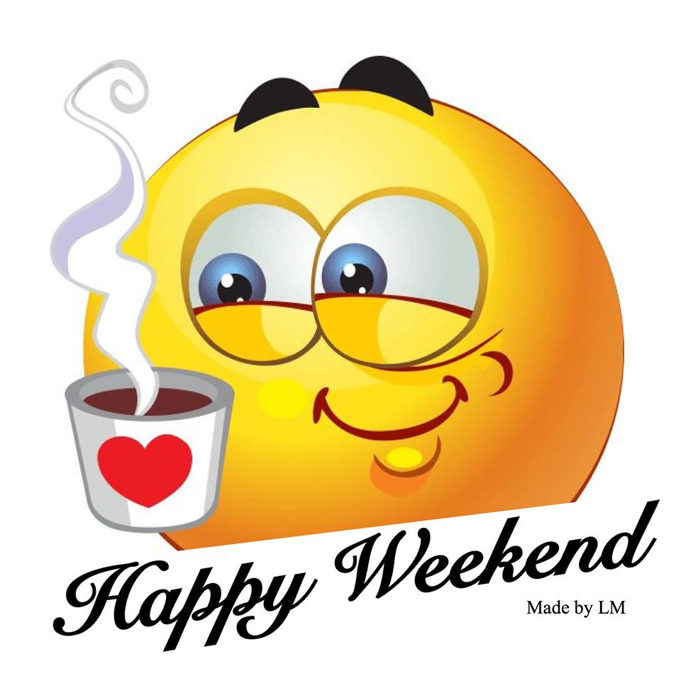 Happy Weekend Plaatjes
