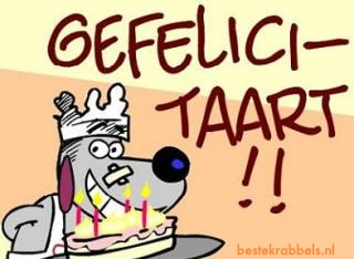 Gefelici-taart!!