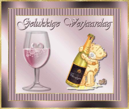 Extreem ᐅ 56 Verjaardag Plaatjes en Gifs voor Facebook - BesteKrabbels.nl &OM69
