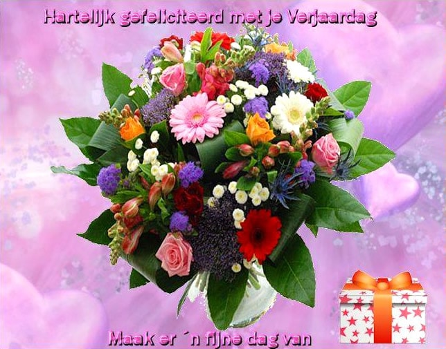 Favoriete Verjaardag Plaatjes voor Facebook (Pagina 2) - BesteKrabbels.nl BW15