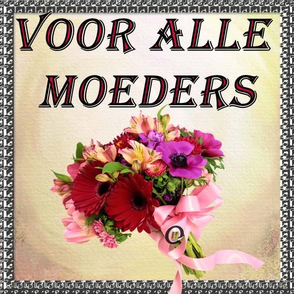 Voor alle Moeders