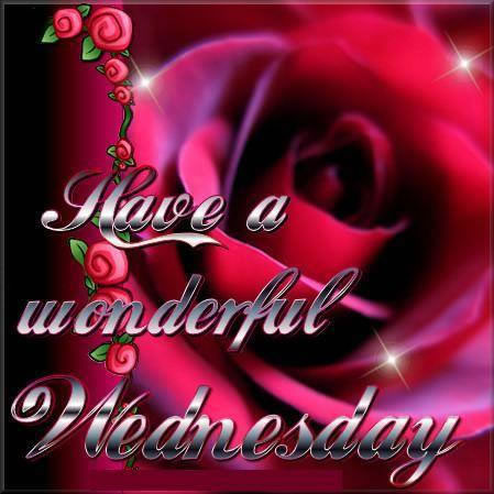 Have a wonderful Wednesday Plaatjes