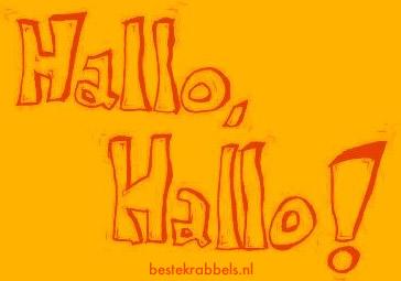 Hallo, Hallo!