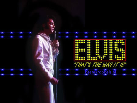 Elvis Presley plaatje 7