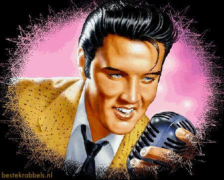 Elvis Presley plaatje #1060