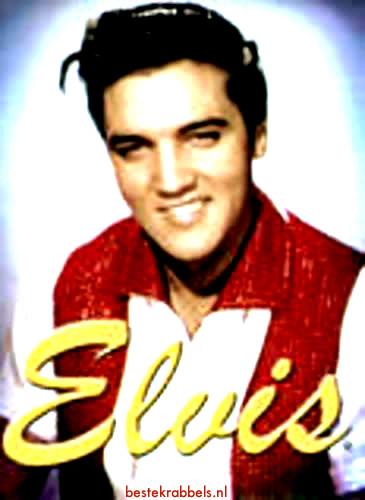Elvis Presley plaatje #1039