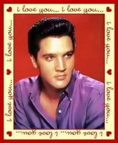Elvis Presley plaatje #1015
