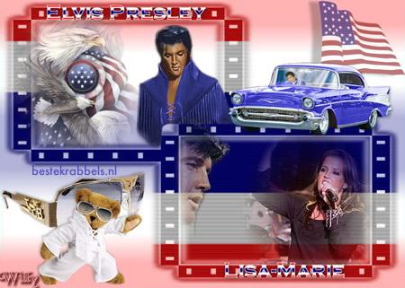 Elvis Presley plaatje #1005