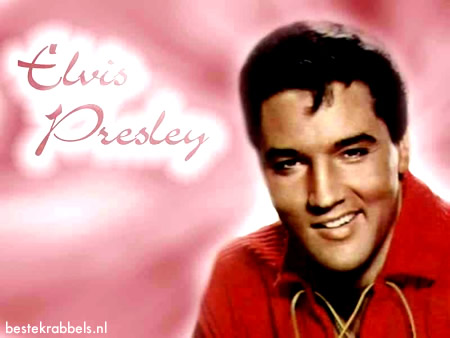 Elvis Presley plaatje 12