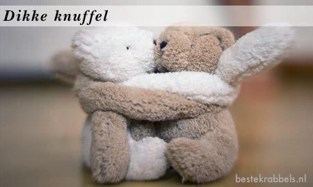 Dikke knuffel