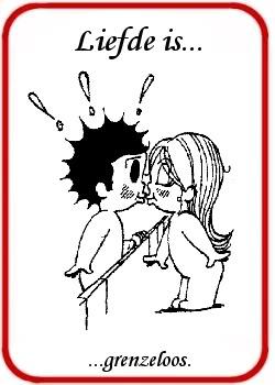 Liefde is... plaatje 11