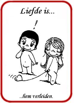 Liefde is... plaatje 15