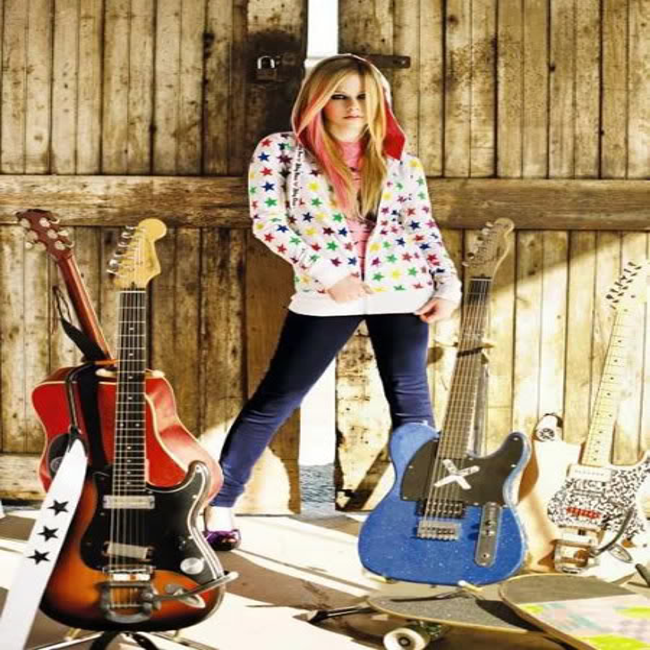 Avril Lavigne 15