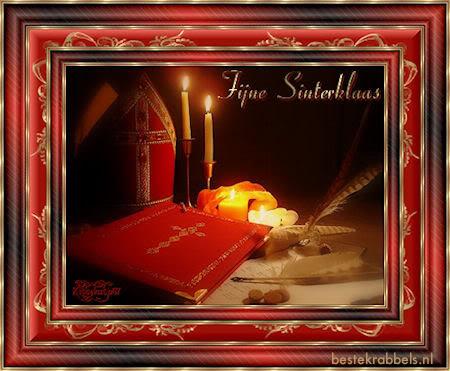 Fijne Sinterklaas