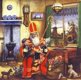 Sinterklaas plaatje 3