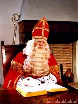 Sinterklaas plaatje 6