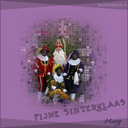 Sinterklaas plaatje 8