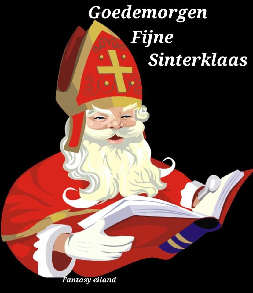 Goedemorgen, Fijne Sinterklaas