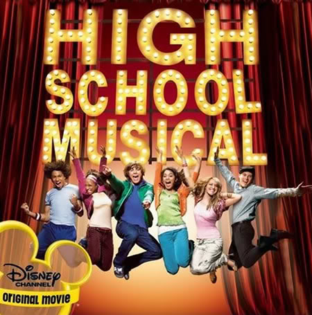 High School Musical plaatje