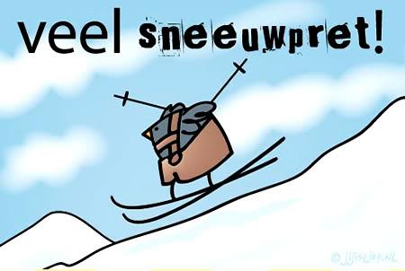veel sneeuwpret!