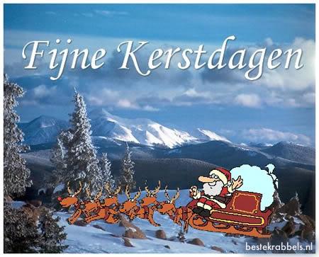 Fijne Kerstdagen Plaatjes