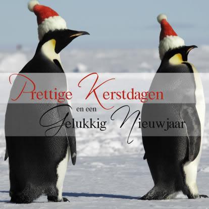 Prettige Kerstdagen en een...