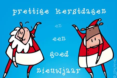 Prettige kerstdagen en goed...