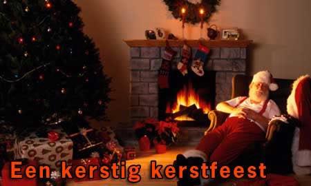 Een kerstig kerstfeest