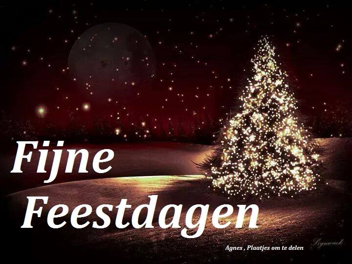 Image result for fijne feestdagen