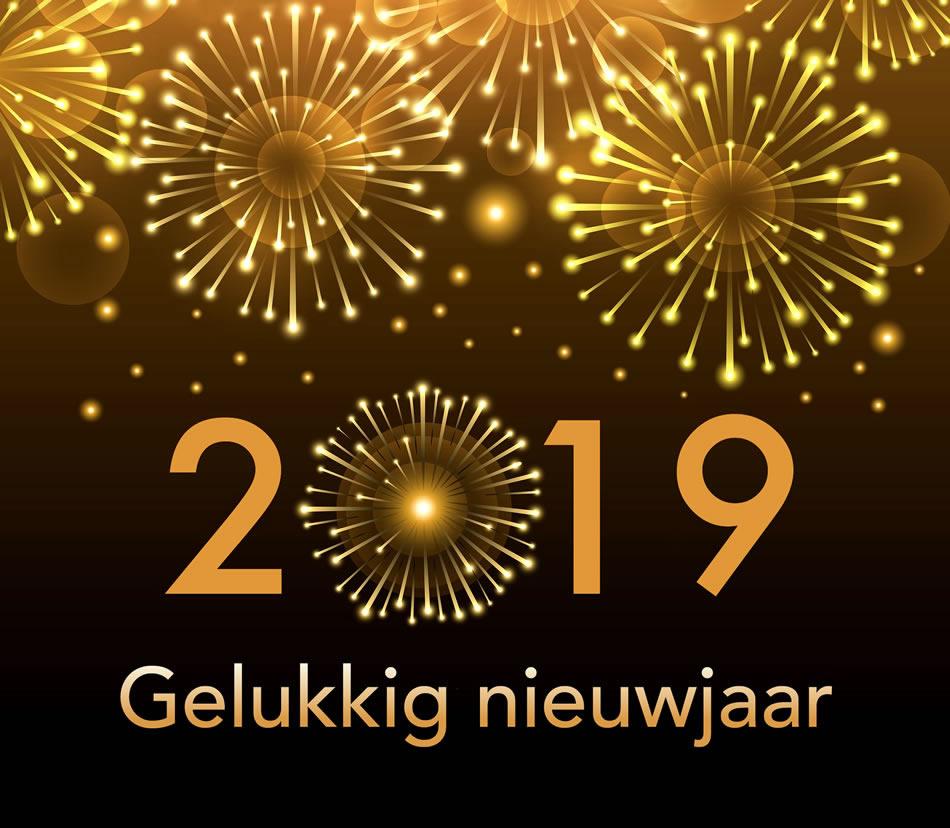 Nieuwjaar 2019 plaatje 1