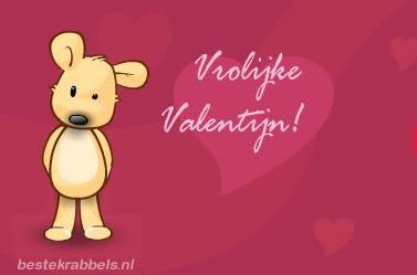 Vrolijke Valentijn!