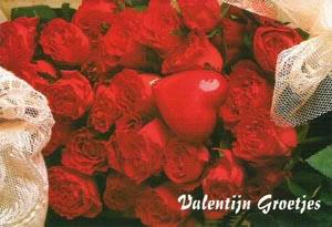 Valentijn Groetjes