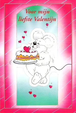 Voor mijn liefste Valentijn