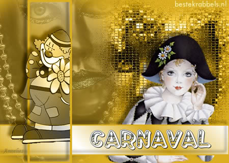 Carnaval plaatje #8089