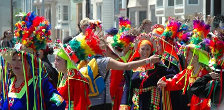 Carnaval plaatje #8130