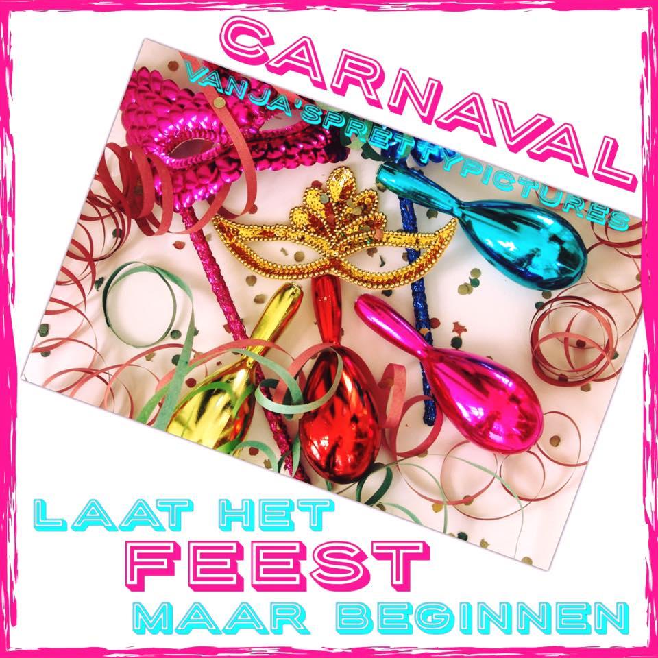 Carnaval plaatje 1
