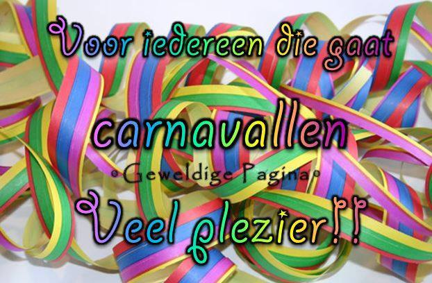 Carnaval plaatje 4