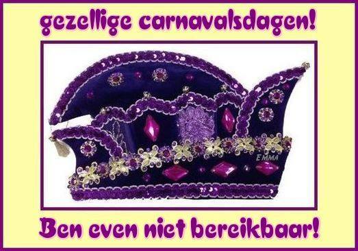 Carnaval plaatje 5