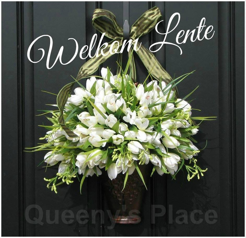 Welkom Lente