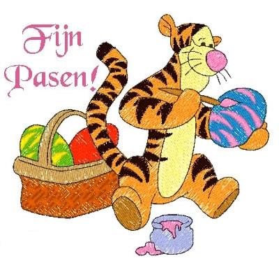 Fijn Pasen!