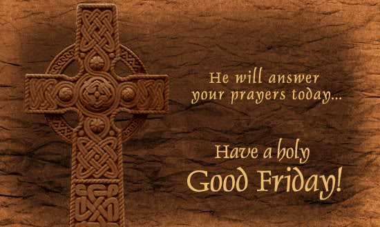 He will answer your prayers...