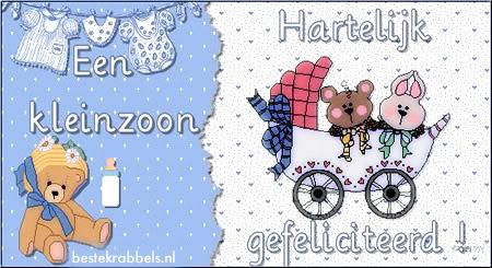 Voorkeur ᐅ 85 Geboorte Plaatjes en Gifs voor Facebook - BesteKrabbels.nl &EP79