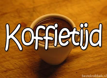 Koffietijd Plaatjes