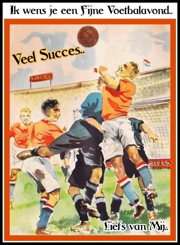 WK Voetbal plaatje #11477