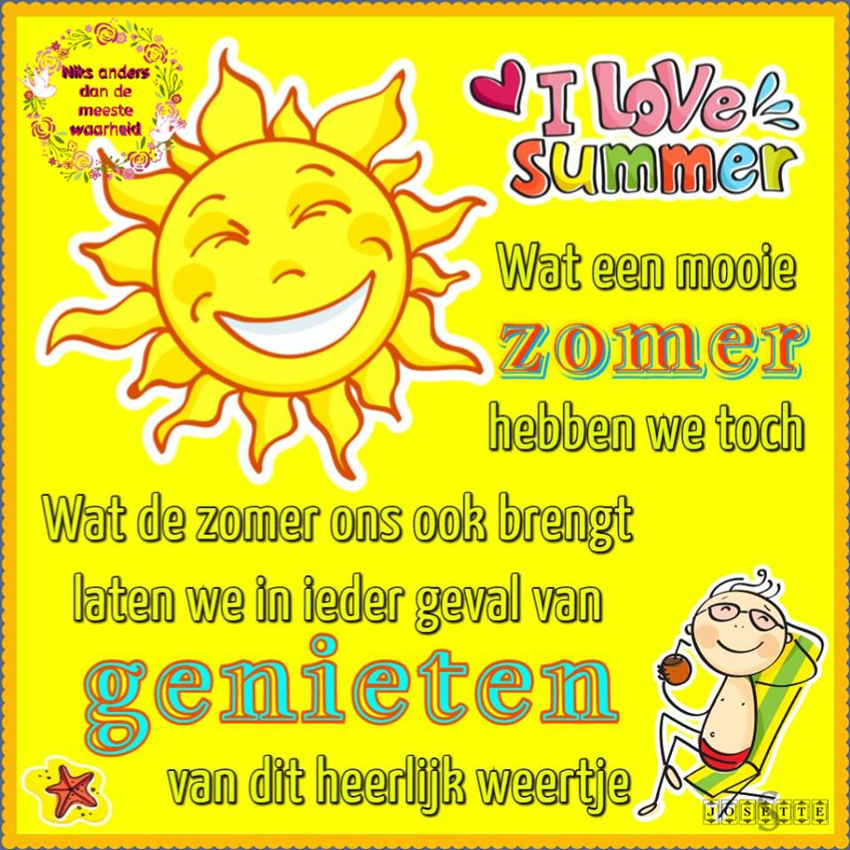 Zomer plaatje 2